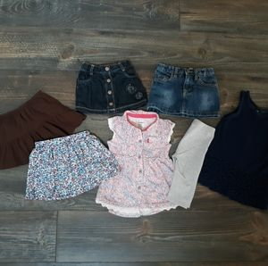 24M/2T Levi, Carters, Old Navy and CP Lot